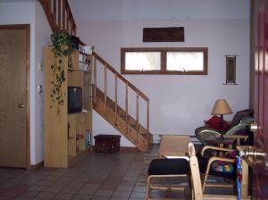 207 Irish Settlement living room