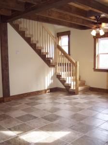 living room stairs 1692 Magnu Opus