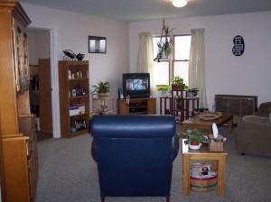 409 Main Street interior from entry