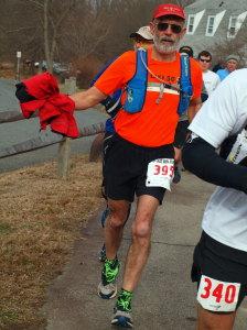 Charlie Leonard, running