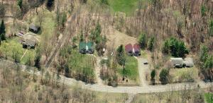 aerial shot of 1639 and 1643