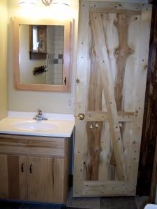 Magnum Opus door and cabinet detail
